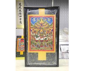 广州天河区 尼泊尔 唐卡装裱画框